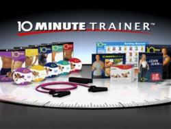 10 Minute Trainer Calendar